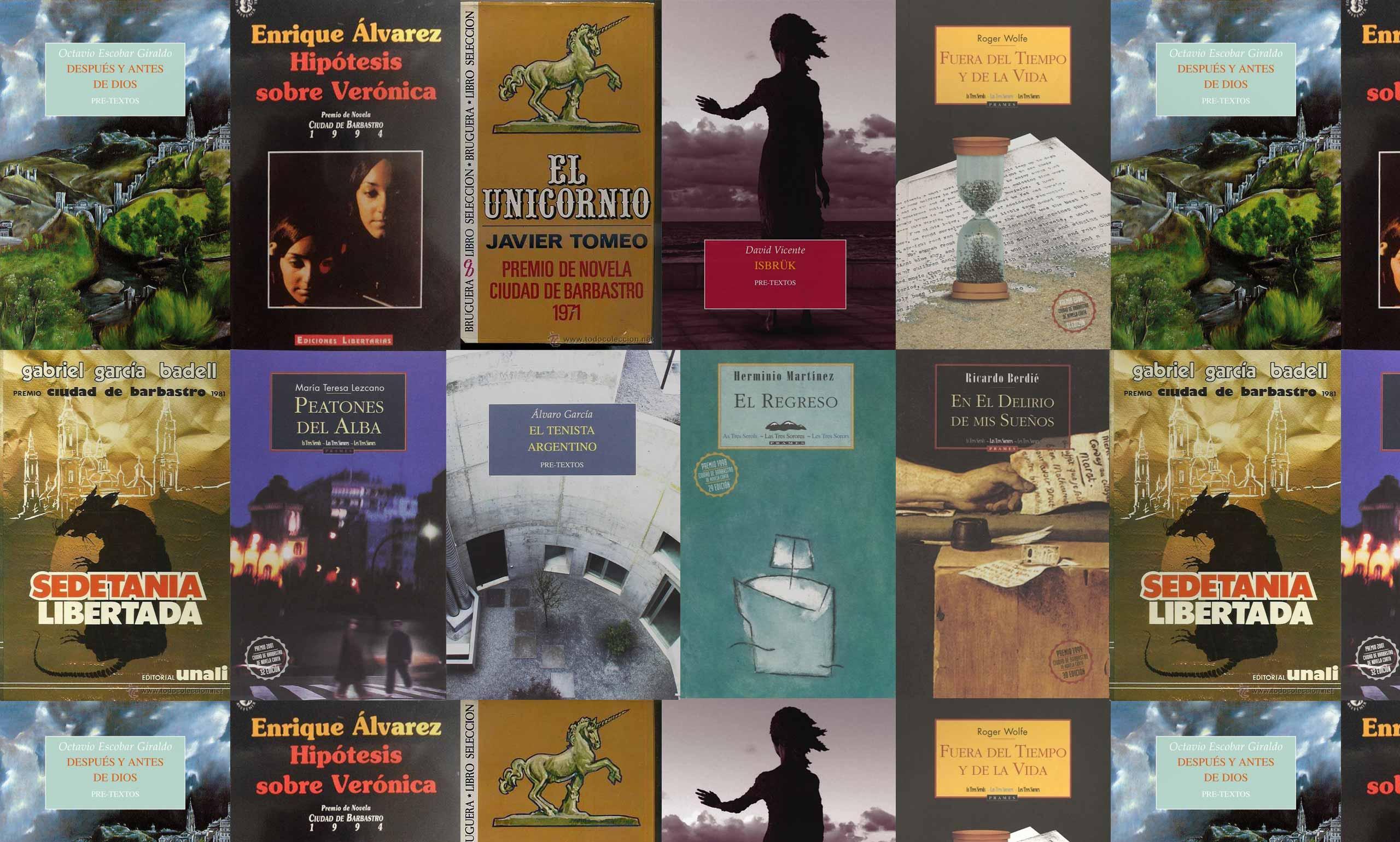 Imagen Congreso Internacional 50 años de novela española (1970-2019)